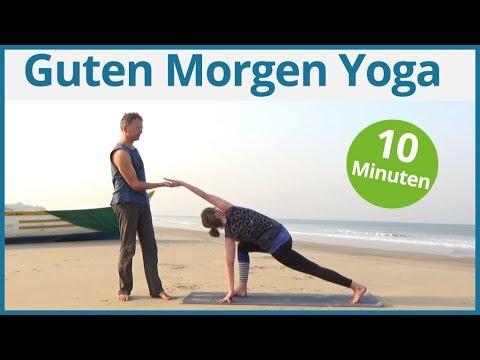 Einfach Und Bewusst Bewegen 10 Minuten Yoga Am Morgen