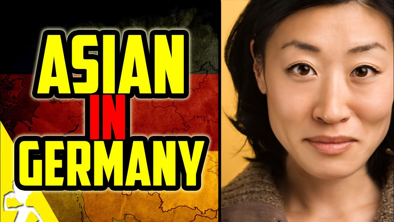 Asians living in germany
