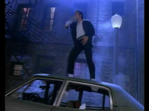 Michael Jackson ~Black Or White video~ Billie Jean Song