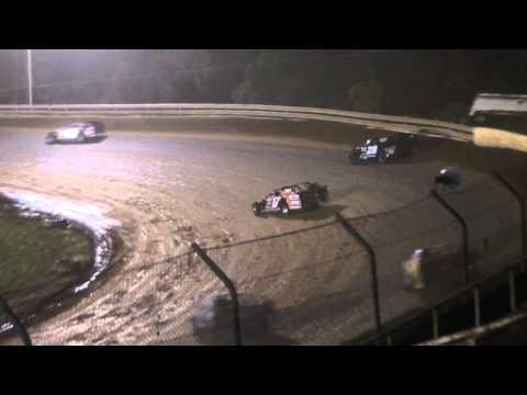 Bluegrass Speedway 5.28.11 Modified Feature