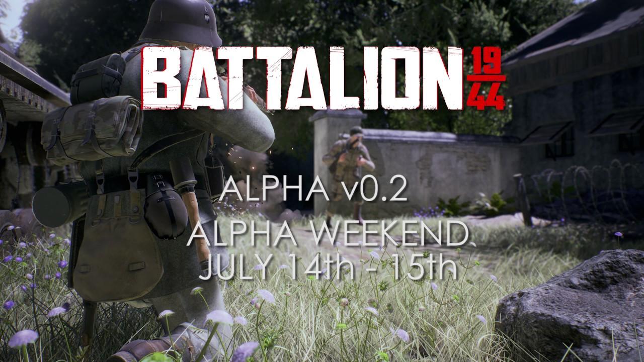 Battalion 1944 (PC/XB1/PS4) by Bulkhead Interactive