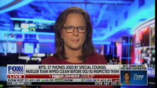 Sidney Powell Speaks Out after Mueller Team Wiped Clean Info on 27 Phones before IG Inspection