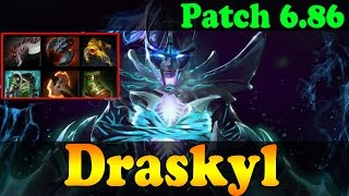 Dota 2 - Patch 6.86 : Draskyl Plays Phanton Assassin Vol 3 - Pub Match Gameplay!