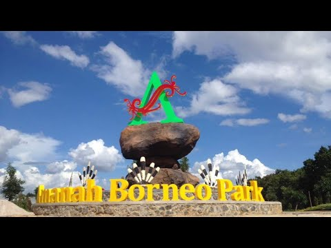 Amanah Borneo Park Banjarbaru Youtube