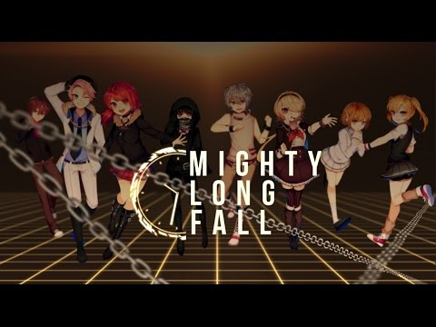 【HBD ミey! ✿】 ONE OK ROCK / Mighty Long Fall 【8人で】