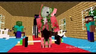 Minecraft мультики / Minecraft Animation №33