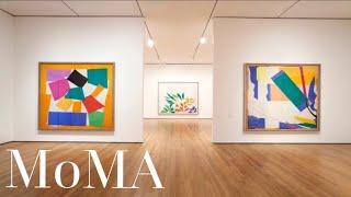 Inside Museum of Modern Art  - New York - Part II