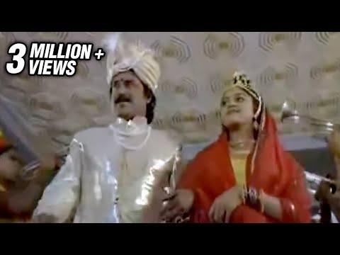 Mama Un Ponna kodu - Rajadhi Raja - Rajnikanth & Nadia