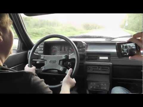 Audi 100 C3 Quattro Turbo 720
