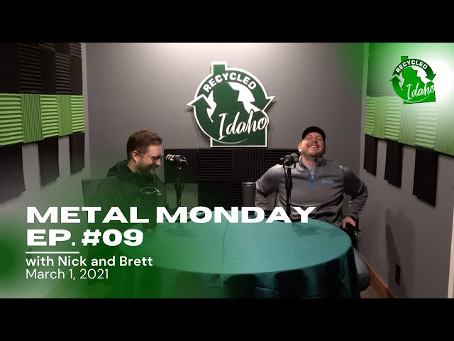 Metal Monday #9 with Nick and Brett