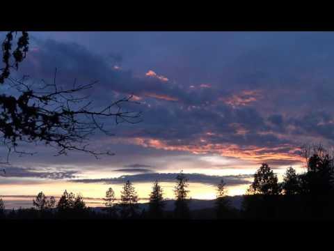 Enya - Pax Deorum (Time Lapse Sunset)