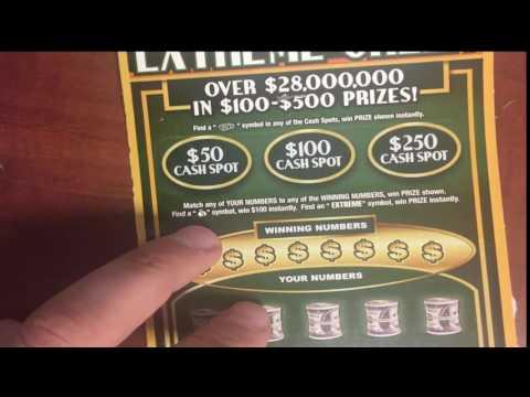 NEW TICKET ..... FRIDAY ???? Hoosier Lottery's June Edition