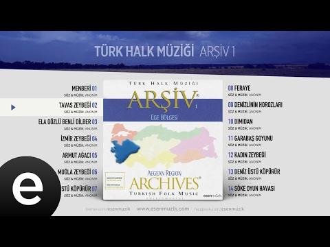 Tavas Zeybeği (Türk Halk Müziği) Official Audio #tavaszeybeği #türkhalkmüziği