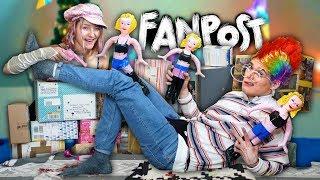 PERVERSE WEIHNACHTS-FANPOST AUSPACKEN mit 3 Gummipuppen | Joey's Jungle