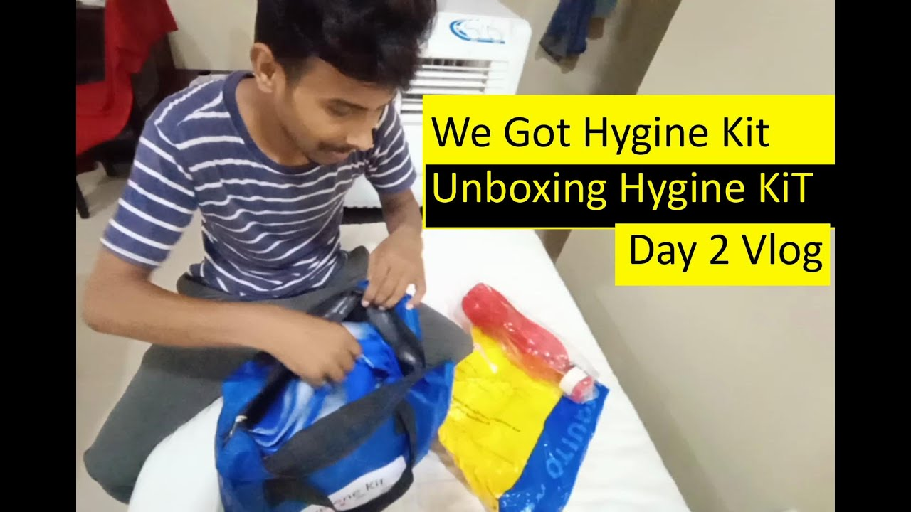 We got Hygiene Kit || Unboxing Hygine Kit  || 2nd Day Isolation || Corona Positive || RGB NIHAL