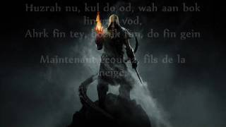 Dragonborn Song Skyrim - Lyrics et traduction.mp3