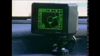 Sat Nav - The Early Years...the worlds first satnav system