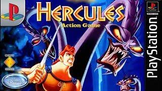 Longplay of Hercules Action Game