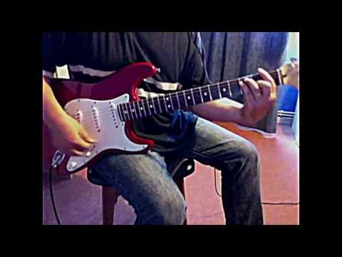 """Tunnel of love"" Full Guitar Cover - Knopfler Style !"
