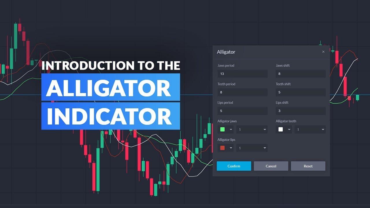 Introduction To The Alligator Indicator Youtube