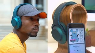 new favorite headphones sony h ear on wireless