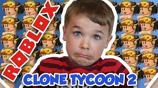 MY BABIES CLONE ARMY | ROBLOX CLONE TYCOON 2