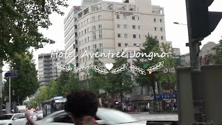 Hotel Aventree Jongno 호텔아벤트리종로