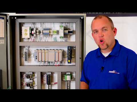 [SCHEMATICS_48ZD]  Industrial Control Panel Basics - YouTube | Industrial Electrical Panel Wiring Diagrams |  | YouTube
