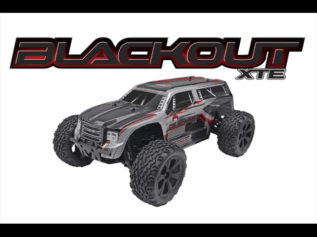 BLACKOUT XTE from Redcat Racing