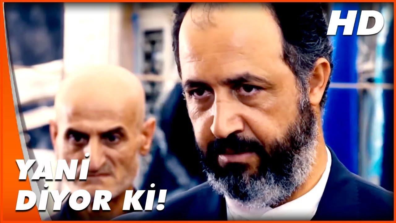 Bana Bir Soygun Yaz | Eğer O Diliniz Bir Daha Uzarsa! | Türk Komedi Filmi