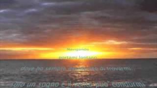 Sailing Christopher Cross (testo in italiano)