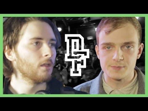 SHUFFLE-T VS MARLO | Don't Flop Rap Battle *BAD BARS*