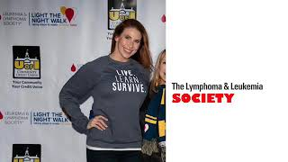 Smiles Beyond The Aisles: Lymphoma & Leukemia Society- Light the Night