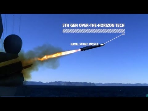 [SPONSORED] The Future. In Force. Raytheon's Advanced Naval Strike Portfolio