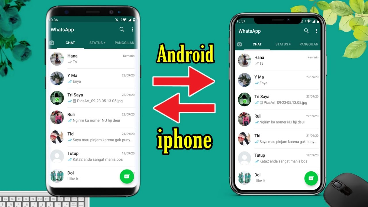 cara memindahkan chat whatsapp dari android ke iphone menggunanakan whondershare mobiletrans