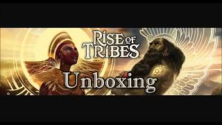 Rise of Tribes Intro &amp Unboxing