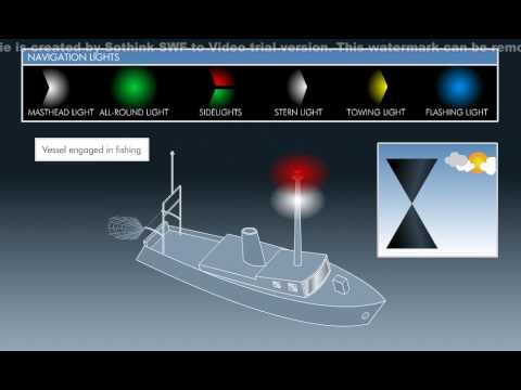 Sailing & Boating Lessons, how to sail - vessel  fishing www.nauticalive.com