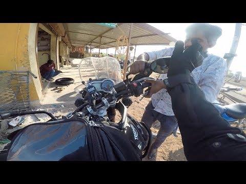 FASTEST RIDE 610 kms | KUTCH to JAISALMER, Rajasthan
