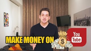 How To Make Money On Youtube With A Small Channel