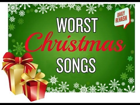 Top 10 Worst Christmas Songs | DAILY REHASH | Ora TV
