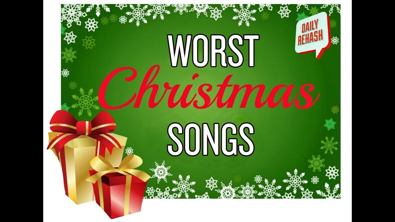 Top 10 Worst Christmas Songs | DAILY REHASH | Ora TV - YouTube