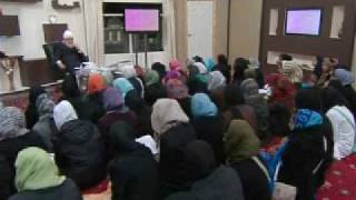 Gulshan-e-Waqfe Nau (Nasirat) Class: 14th November 2009 - Part 2 (Urdu)