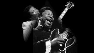 BB King - Crying Won