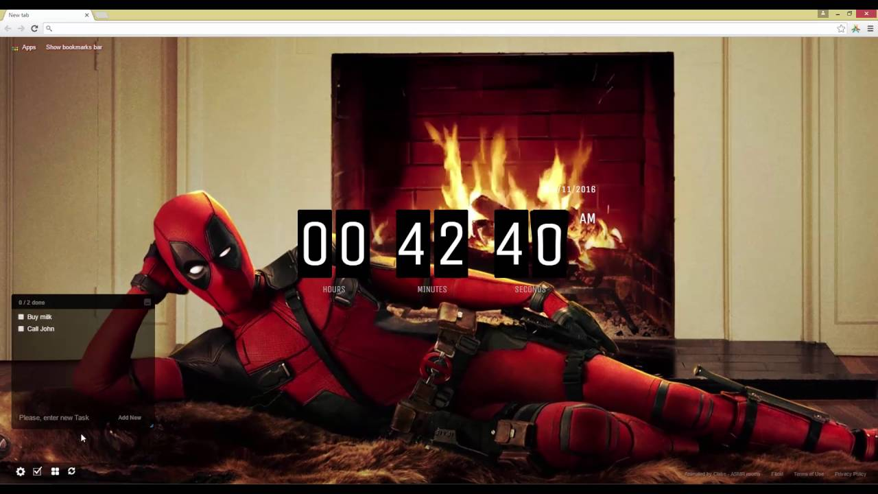 How To Make Live Wallpaper Iphone X Deadpool Live Wallpaper Youtube