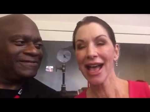 Caroline Williams Interview On Sharknado 4 #SDCC