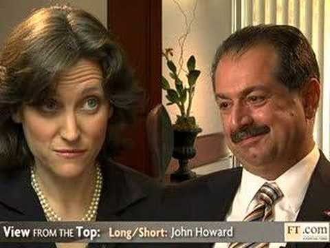 Andrew Liveris and Long/Short on FT.com