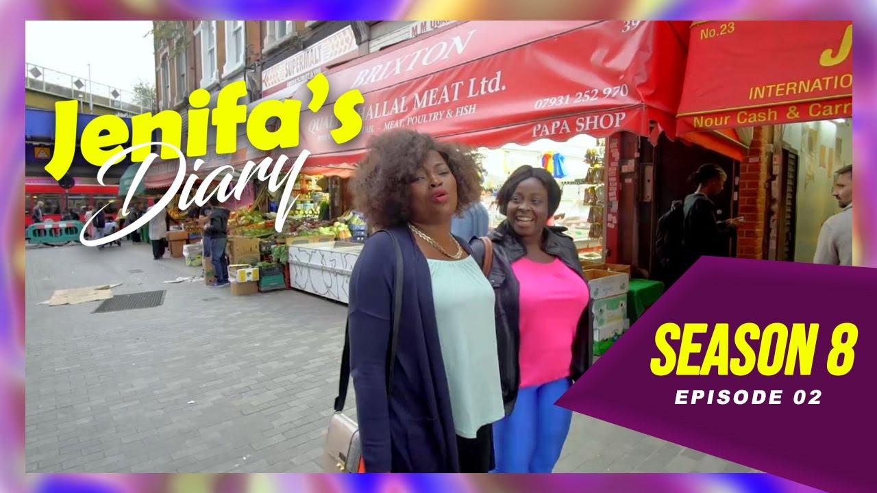 Download Jenifa's Diary S8EP2 - Friend In Need | ( JENIFA In LONDON)