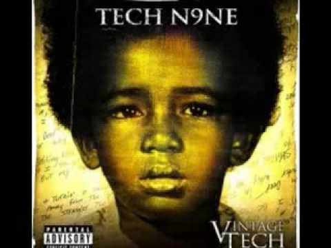 Tech N9ne - (Kansas City Hip-Hop)