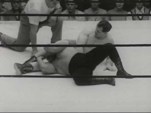 The Mighty Atlas vs. Pat O