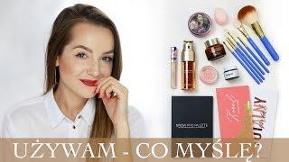 UŻYWAM - CO O TYM MYŚLĘ? |TARTE | TOO FACED | BOHO BEAUTY | GLAMSHOP | BENEFIT | Milena Makeup